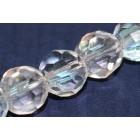 Apvalūs vaivorykštiniai kristalai.