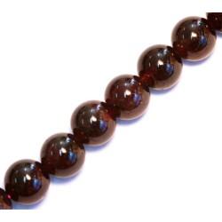 Granato karoliukai 6 mm