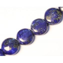 Lazurito (Lapis lazuli) karoliukai