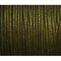 Vaškuotos medvilnės virvelė