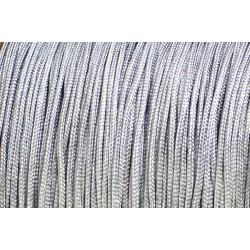 Pinta nailoninė virvelė pilka