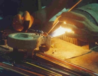 Lieto stiklo karoliukų gamyba